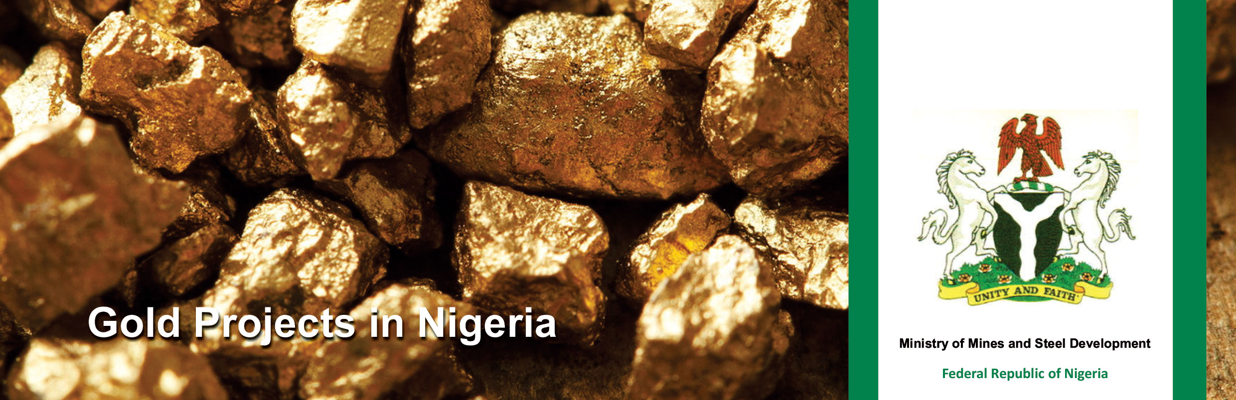 Nigeria - Gold Project - header