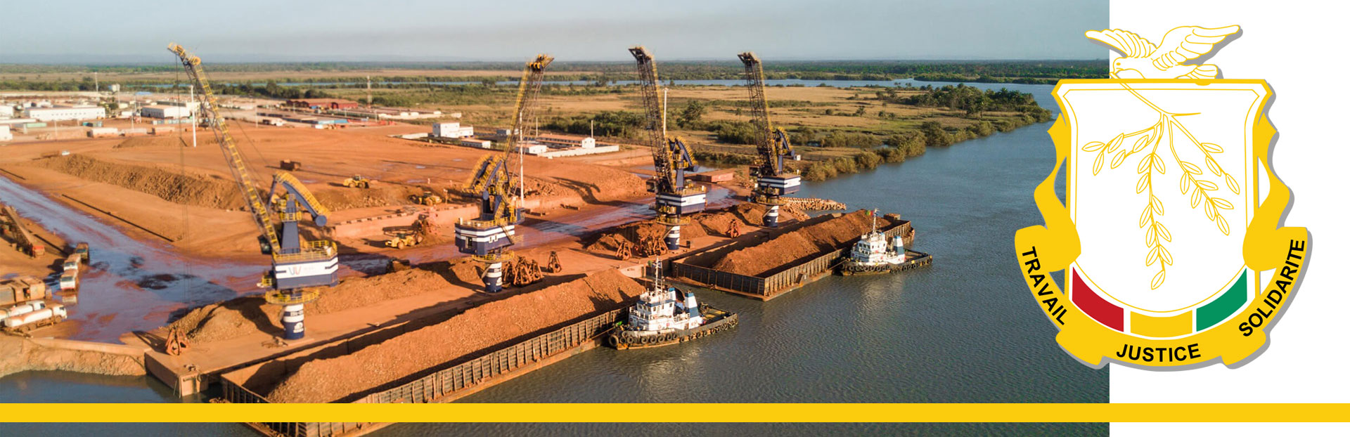 Guinea Mining Project Header